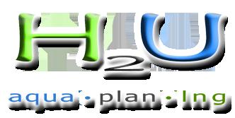 H2U aqua.plan.Ing-GmbH Logo